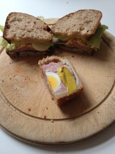 Egg N Ham